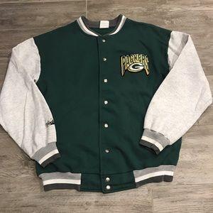 Green Bay letterman jacket